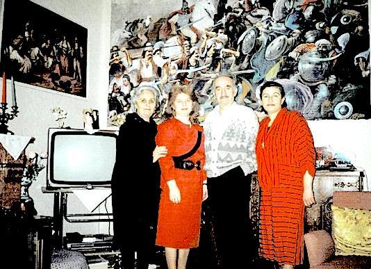 Bruksel, 1995 Albina, Vidra,Valentini e Beba