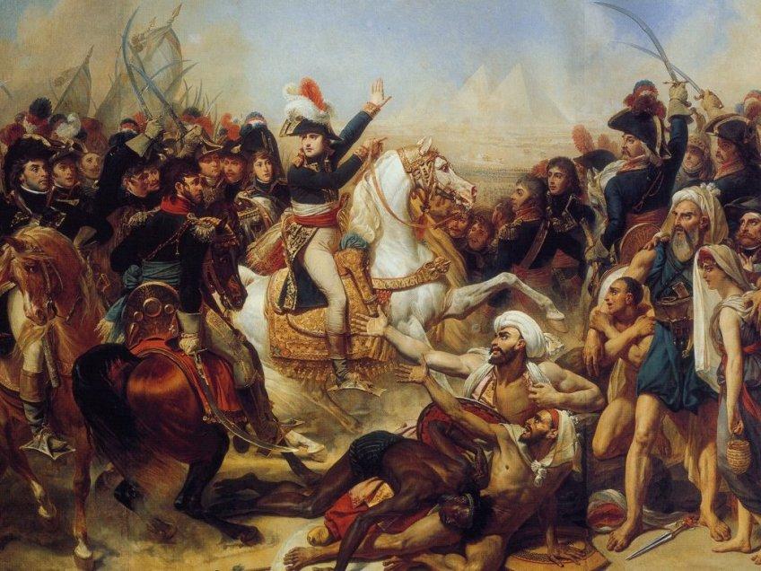 Beteja e Piramidave 1810