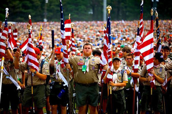 Boyscouts Amerikane
