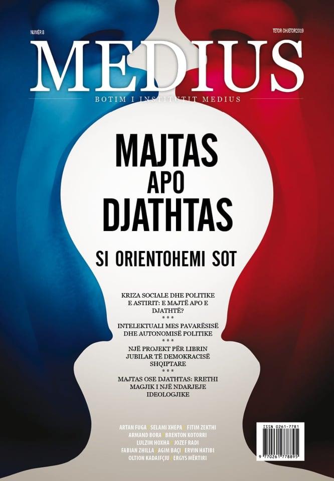 Revista Kulturore - Medius 8