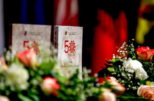 50 vjetori i Universitetit të Prishtinës (1970-2020)