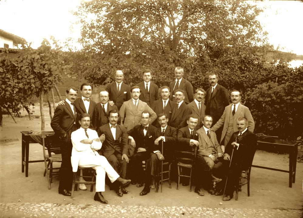 Deputetë të Parlamentit të Parë Shqiptar (1921-'23) - Mes tyre edhe Bahri Omari