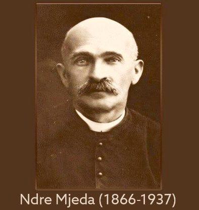 Poeti Ndre Mjeda (1866-1937)