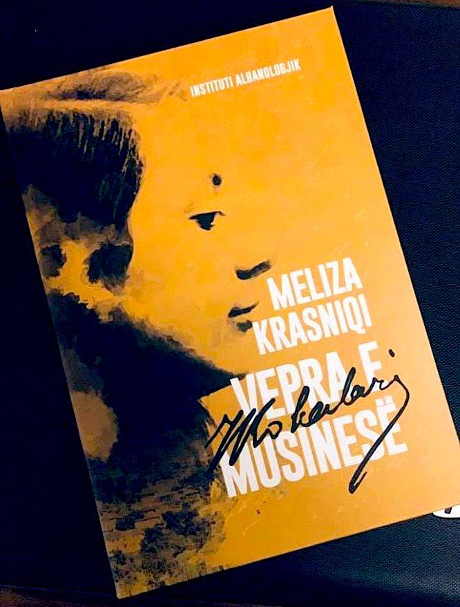 Vepra e Musinese nga Melisa Krasniqi