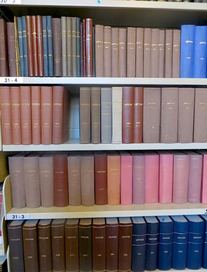 """Koleksionin e plotë të revistës së mirënjohur """"Letture"""" (1946-2009), të cilën At Valentini e drejtoi për 33 vjet radhazi"""