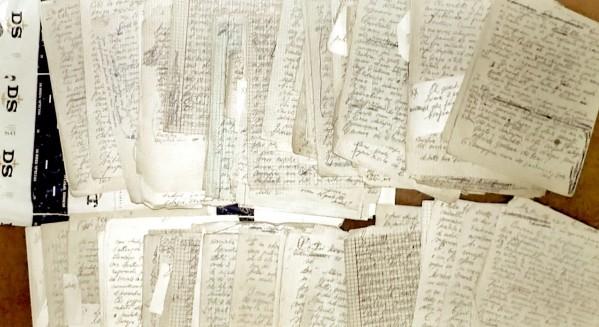 Dorëshkrime të Robert Priftit