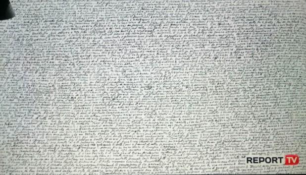 Shkrime të punuara me lupë nga Robert Prifti