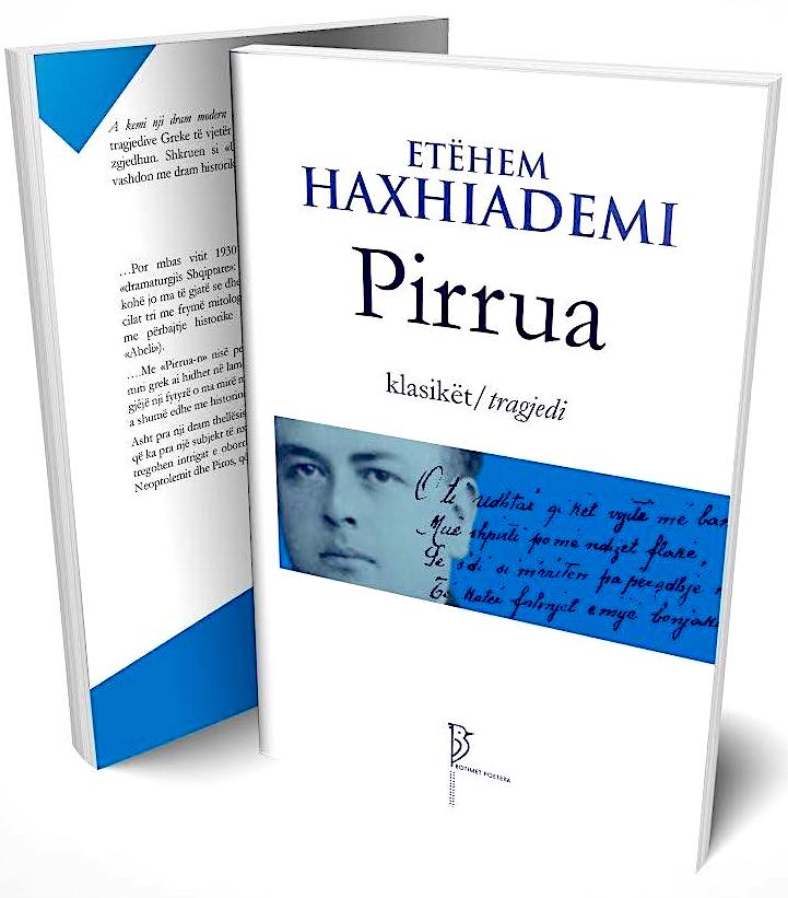 Et'hem Haxhiademi - Pirrua 2020 - Botimet Poeteka
