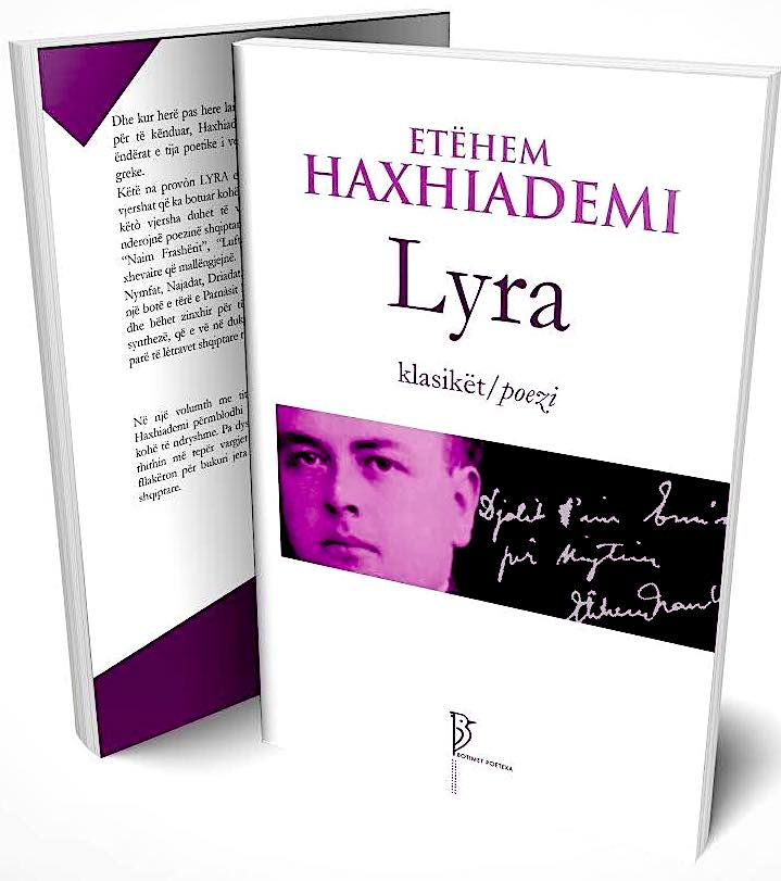 Et'hem Haxhiademi - Lyra 2020 - Botimet Poeteka