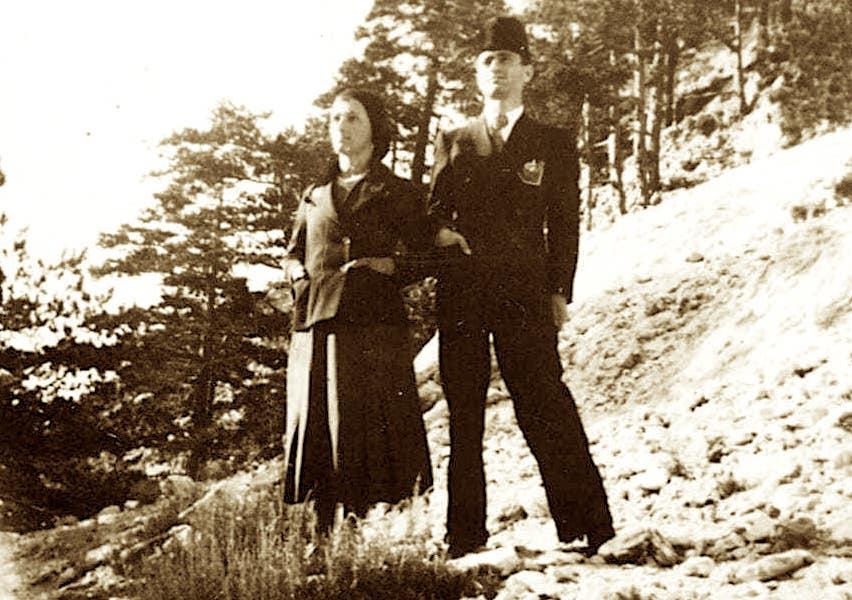 Hatixhe e Musa Shehaj- Llogara 1938