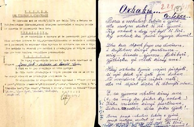 Genc Leka - Poezia Oxhaku