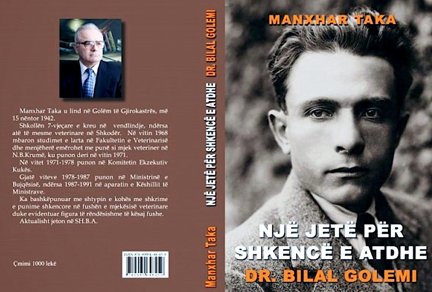 Dr. Bilal Golemi - Nje jete per shkence e Atdhe
