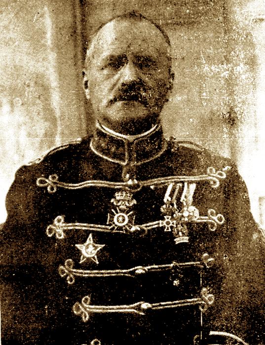 Gustav Myrdasch - Gjenerali i Shtatmadhorisë