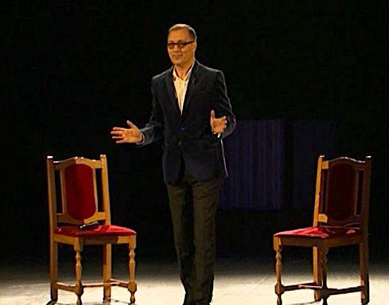 Adi Krasta në Teatrin Kombëtar