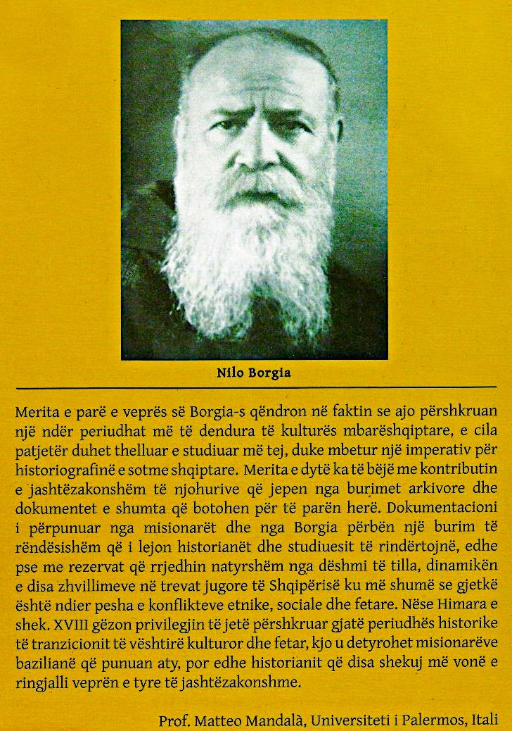 Nilo Borgia - (1870-1942)