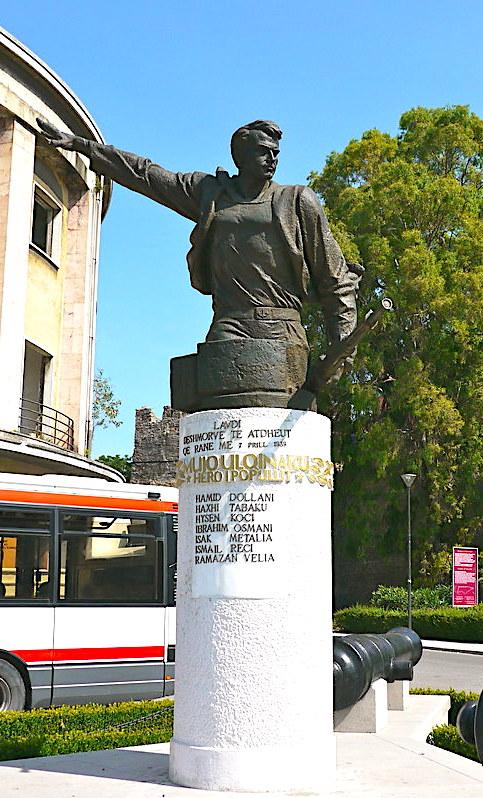Mujo Ulqinaku - Hero i Popullit