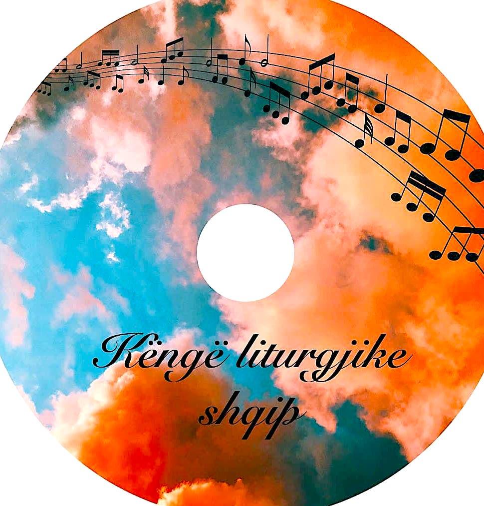 """""""Këngë liturgjike shqip"""" në CD - 2020"""