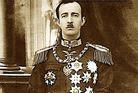 Ahmet Zogu (1895 - 1961)