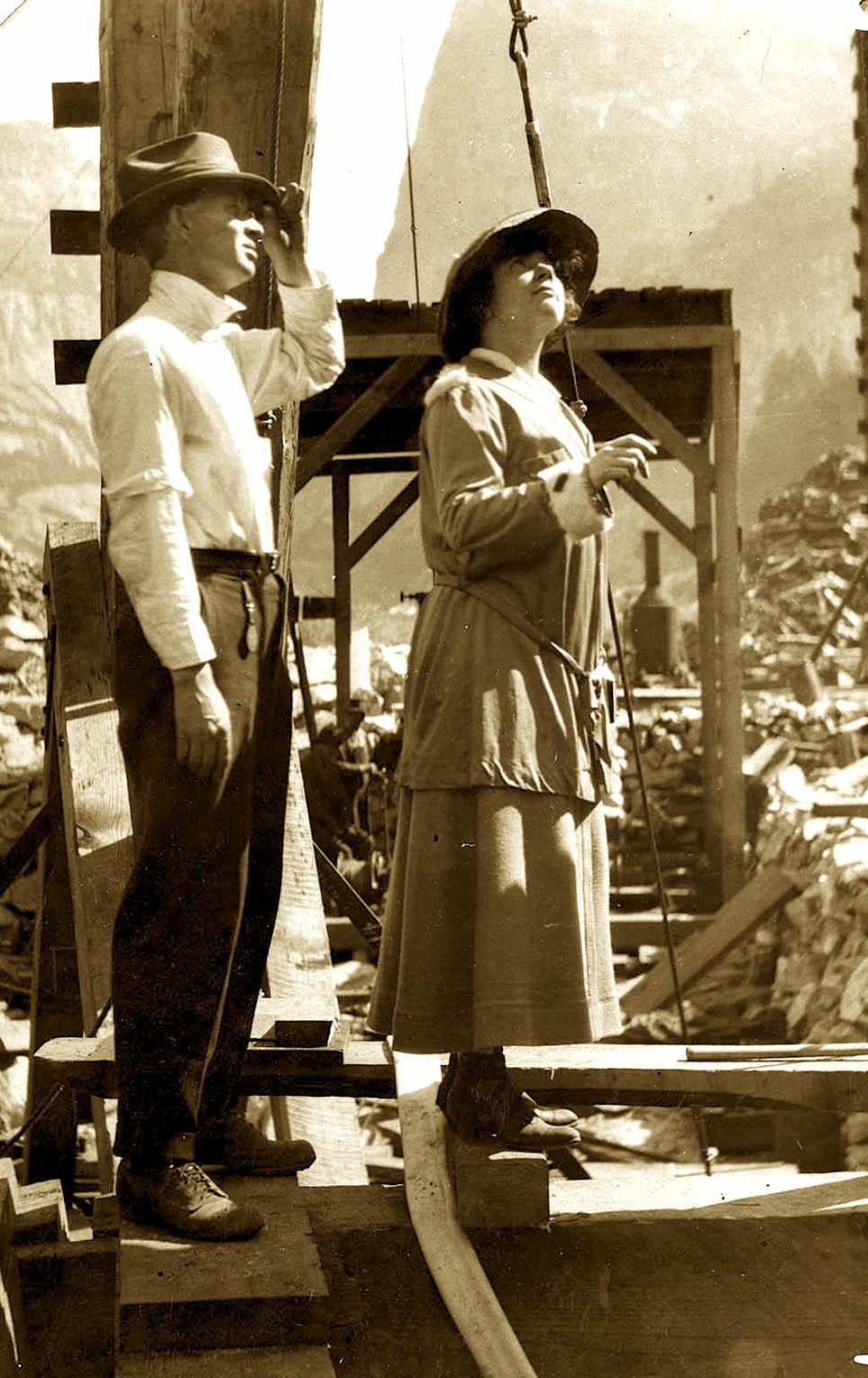 Rose Wilder Lane me Presidentin Hubert Hoover