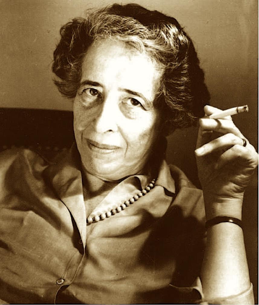 Hannan Arendt (1906-1975)
