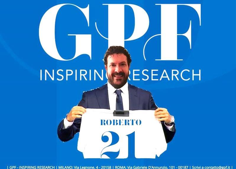 Roberto Baldassari, drejton GPF.