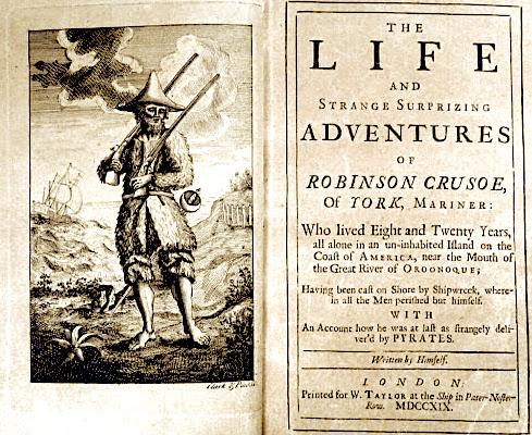 Jeta dhe Aventurat e Robinso Crusoe - Daniel Defoe