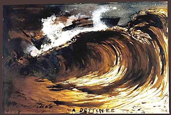 Ma Destinée - (Fati im) - nga Victor Hugo
