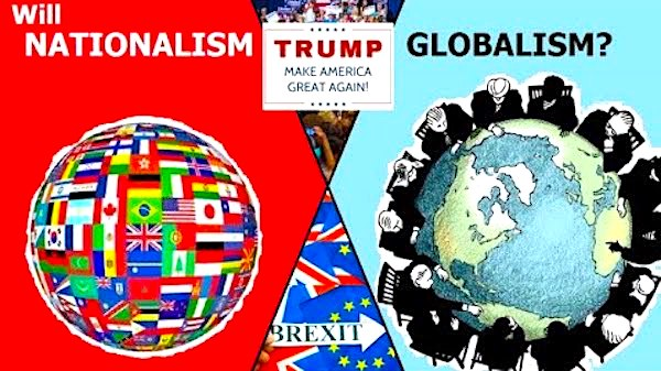 Globalizmi dhe Nacionalizmi