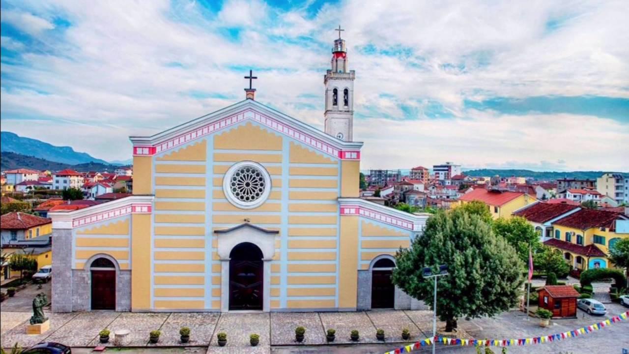 """""""Kisha e Madhe"""" - Katedralja e Shkodrës"""