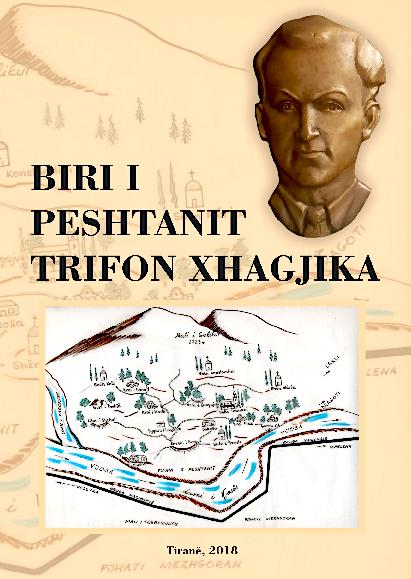 """Andrea Llukani  """"Biri i Peshtanit - Trifon Xhagjika"""""""