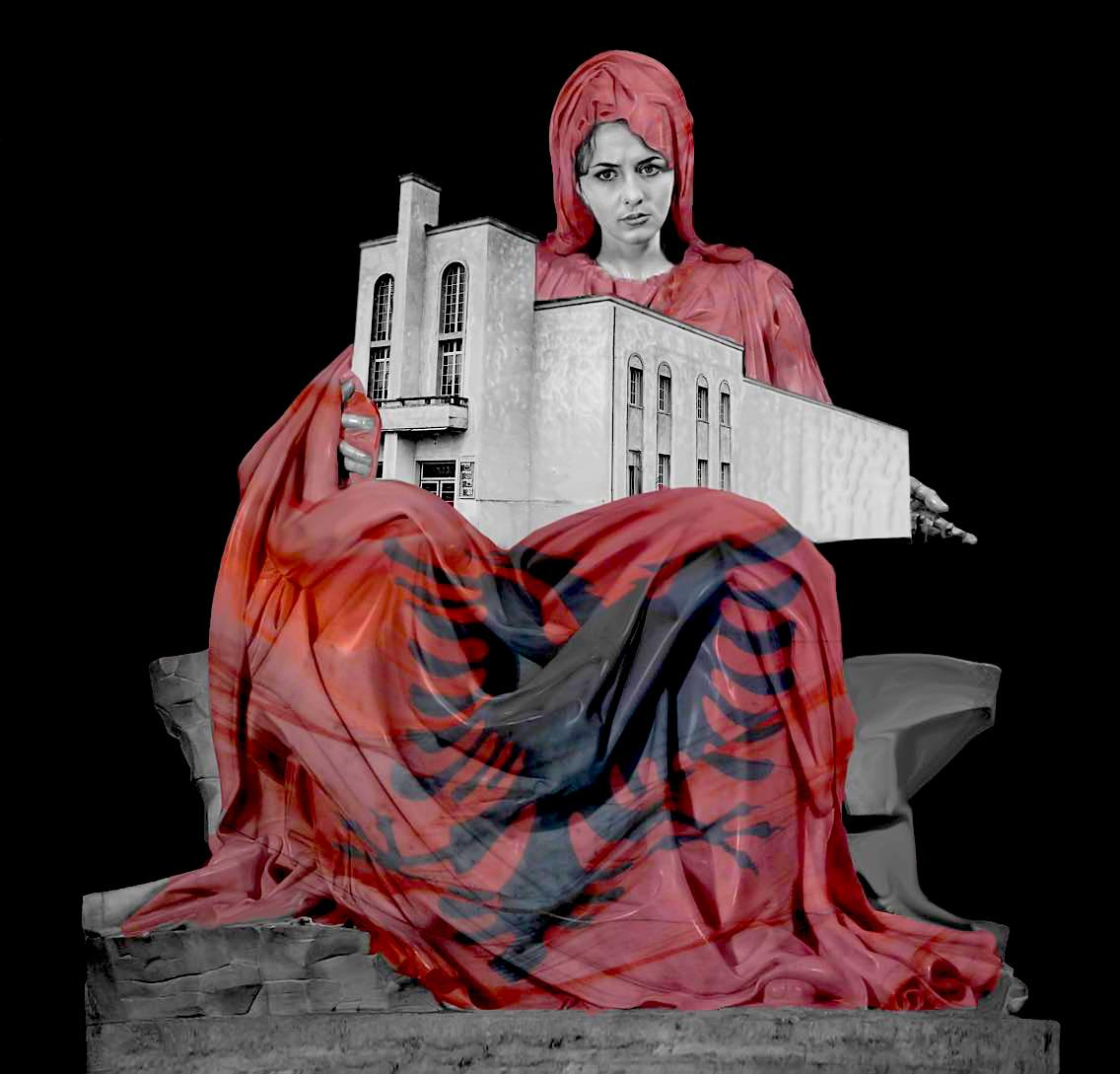 Avni Delvina - Pieta e Teatrit Kombetar