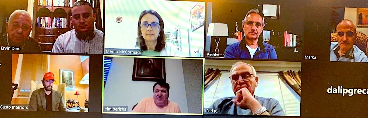 Bisede online per Revoltat e Spaçit dhe Qaf-Barit