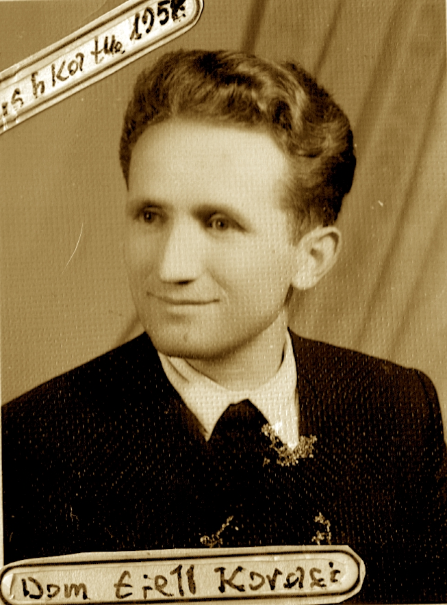 Ejëll Kovaçi (1920-1958) - Pushkatuar