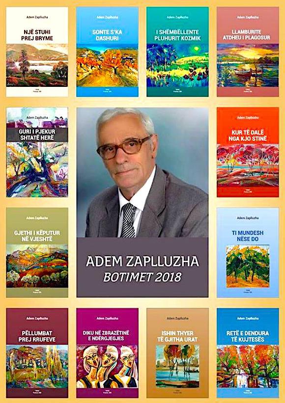 Adem Zaplluzha - Vepra 2018