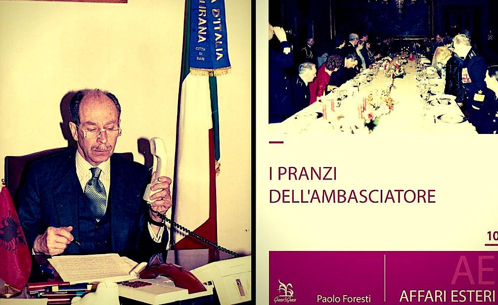 Paolo Foresti Ambasciatore