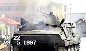 23 maj 1997 - Masakra e Cerrikut