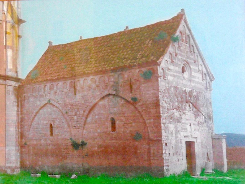 Kisha e Vaut të Dejës - Pak para hedhjes në erë