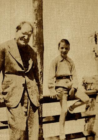 Ungaretti dhe i biri Antonietto pak para vdekjes