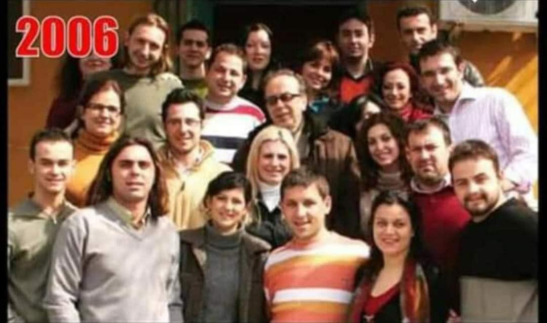 "Shkrimtari Kadare midis ""Mjaft-istave"" 2006"