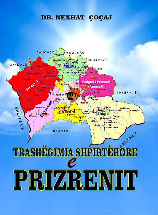 Dr. Nexhat Çoçaj - Trashëgimia shpirtërore e Prizrenit