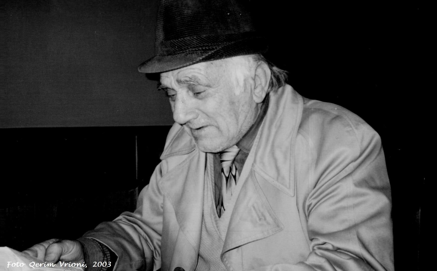 Pano Taçi (1928-2012)