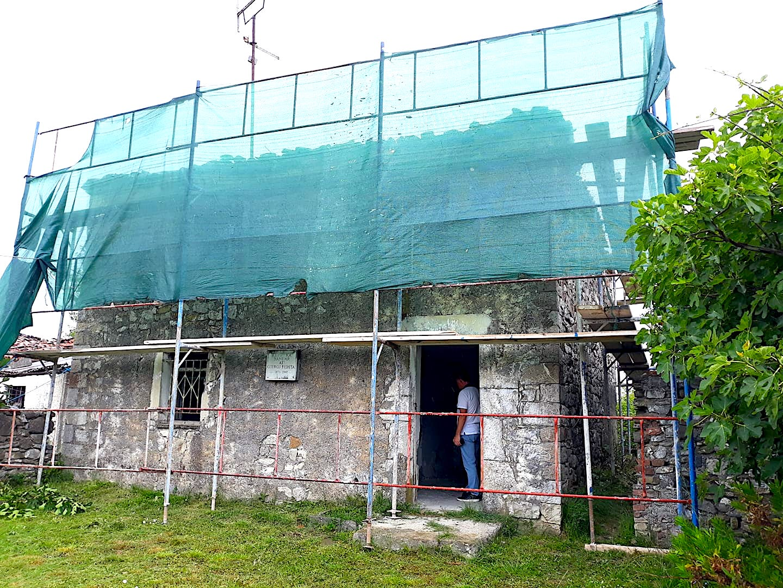Fillimi i Punimeve per Restaurimin e Shtëpisë së At Gjergj Fishtës 17 qershor 2020