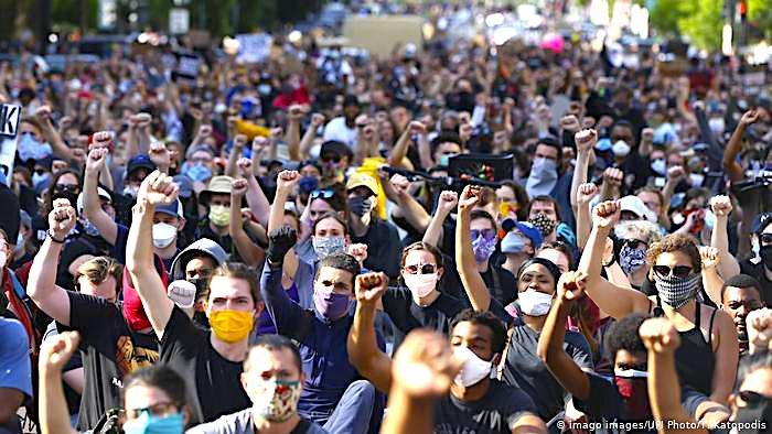 Protestat Amerikane Qershor 2020