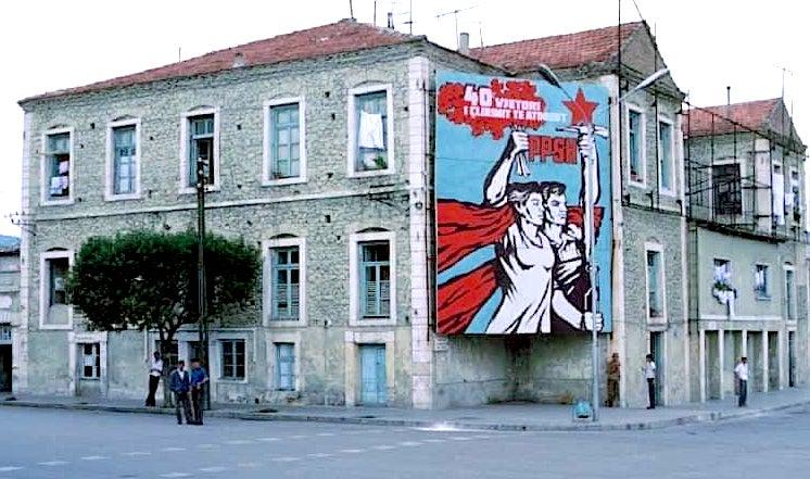 Shtëpia e Sharrajve në Vitet e Komunizmit