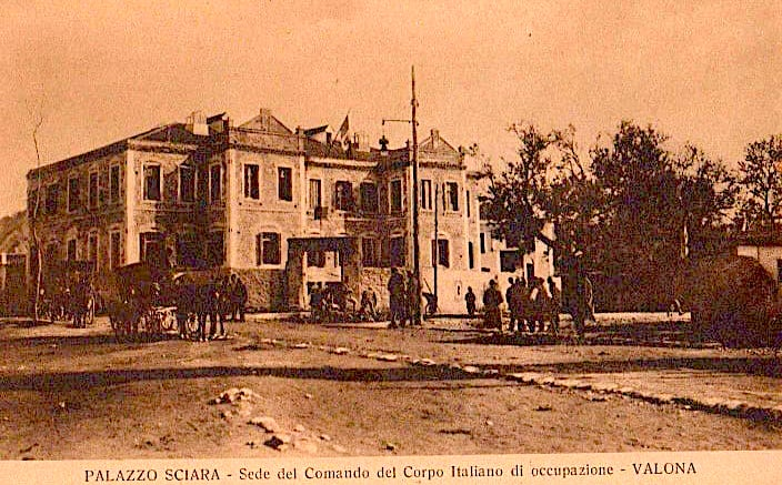 Shtëpia e Sharrajve në Vitet '20