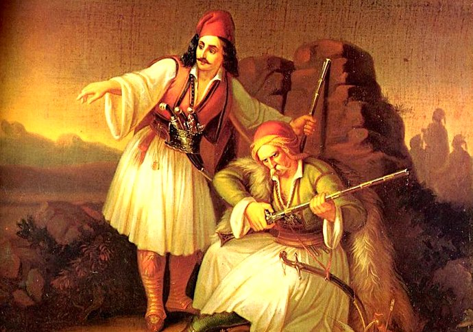 Arvanitasit e Revolucionit Grek