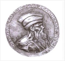 Medaljonet e Gjergj Kastriotit Nr.3
