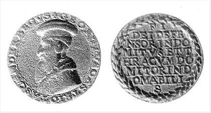 Medaljonet e Gjergj Kastriotit Nr.4