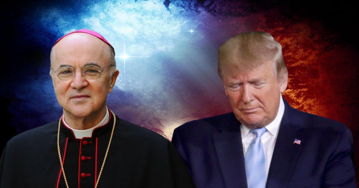 Viganò - Letër e Hapur Trumpit