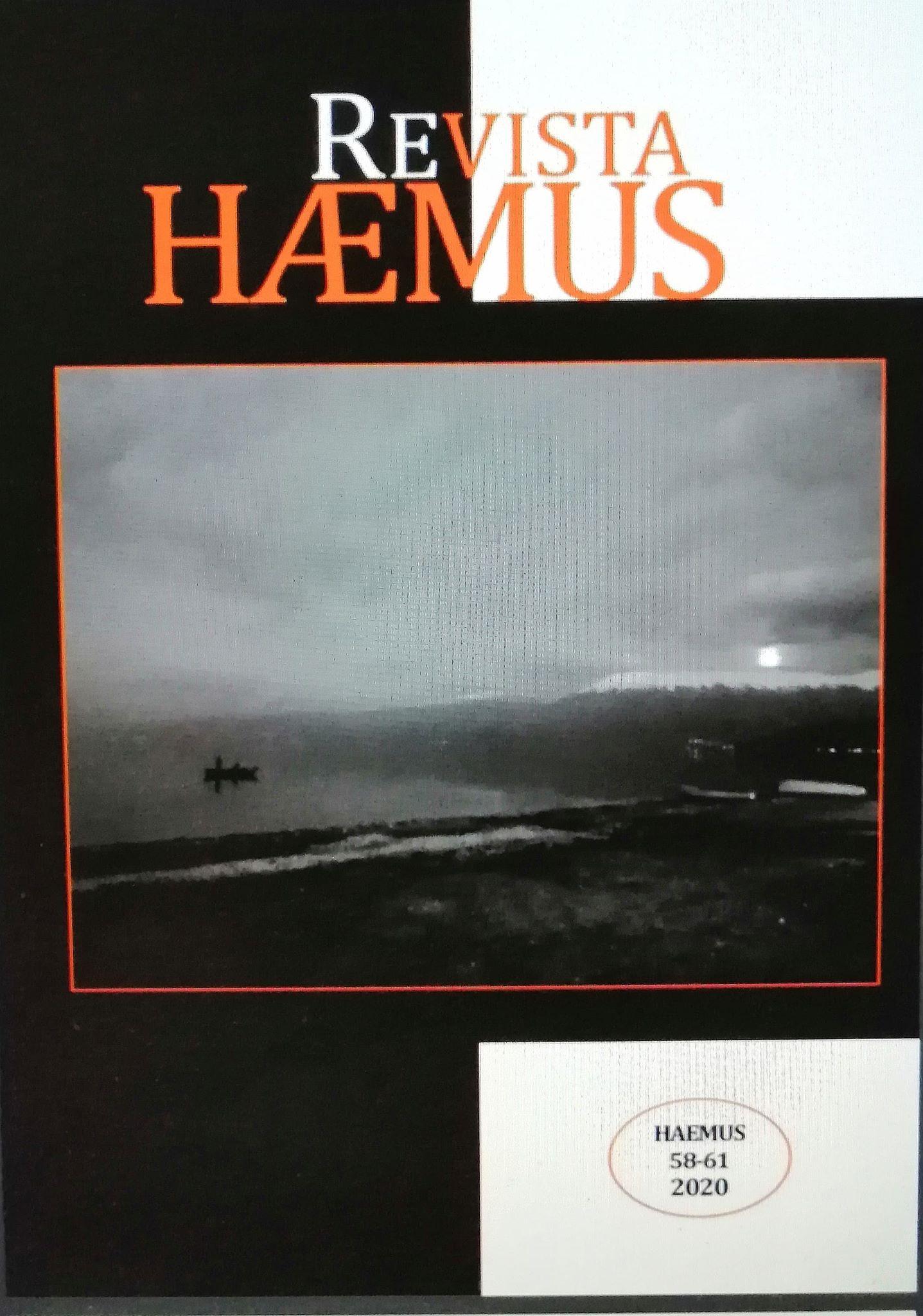 Revista Haemus - 58-61 - 2020